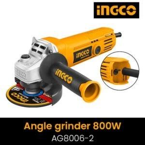 INGCO 800w Angle Grinder