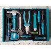 TOTAL 11pcs household tools set