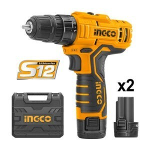 INGCO 12v Cordless drill at best price in Bangladesh CDLI12325