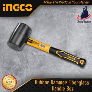 Ingco rubber hammer