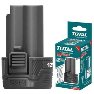 TOTAL 12v 1.5Ah Li-ion Battery