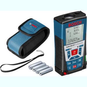 Bosch Professional 250m laser measure GLM 250 VF
