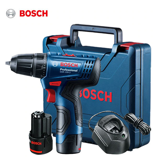 BOSCH 12v Cordless Drill / Driver GSR 120 Li