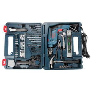 Bosch 600w Impact Drill Kit-GSB 13 RE KIT
