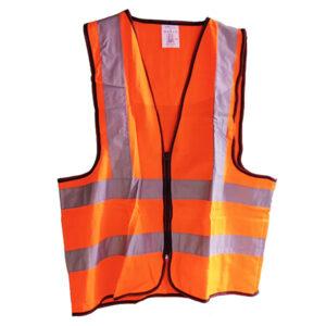 Fluorescent Color Vest for visibility