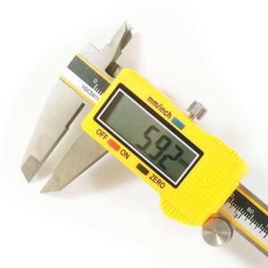 INGCO 150mm Digital Vernier Caliper HVC01150