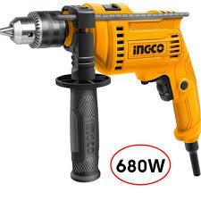 Ingco 680w Impact Drill (ID6808)