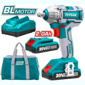 TOTAL 20v Cordless Impact Wrench