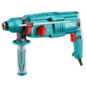 TOTAL 800w Rotary Hammer Drill TH308268