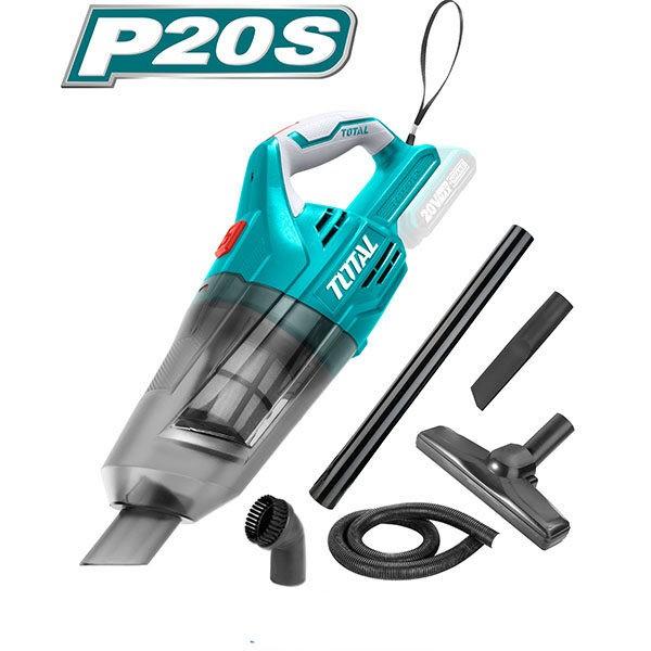 TOTAL 20v Cordless Vacuum Cleaner TVLI2001