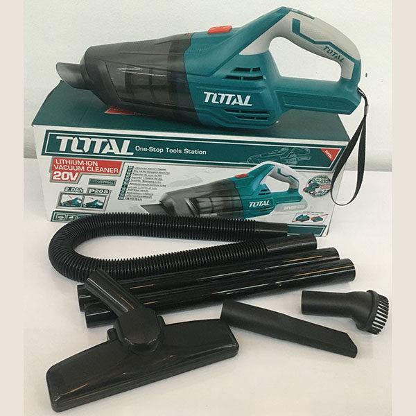 TOTAL 20v Cordless Vacuum Cleaner
