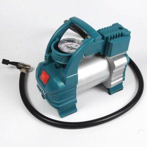 TOTAL 12v Auto Air Compressor