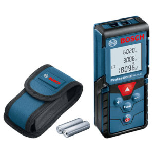 Bosch Professional laser measure GLM 40 (measuring up to 40 metres)