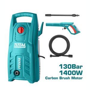 TOTAL 1400w High Pressure Washer