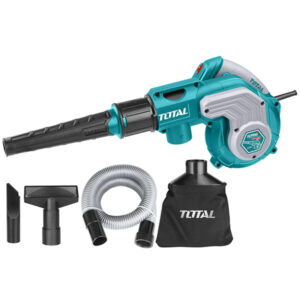 TOTAL 800w multipurpose Blower with Vacuum Cleaning function (2-in-1)