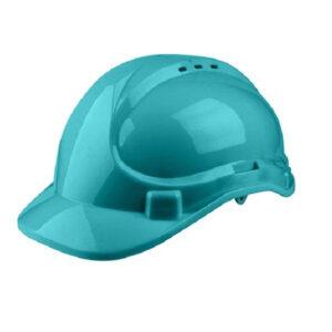 """TOTAL Safety Helmet """"V""""-type top reinforcement"""
