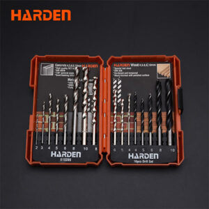 Harden 16Pcs Drill Set 610289
