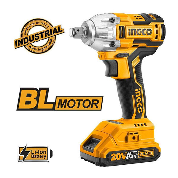 INGCO Cordless Impact Wrench CIWLI2001 best price in Bangladesh