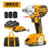 INGCO Cordless Impact Wrench CIWLI2001
