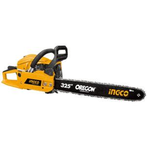 "INGCO 18"" Gasoline Chain Saw (GCS45185)"