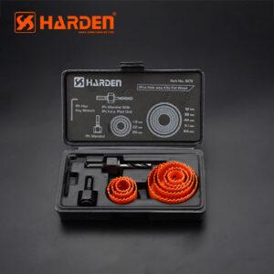 Harden 11pcs Hole Saw Set 610546