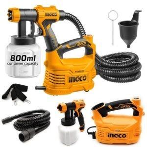 INGCO 500w Power Spray Gun SPG5008