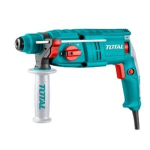 TOTAL 650w Rotary Hammer Drill TH308226
