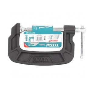 """TOTAL 4"""" G Clamp"""