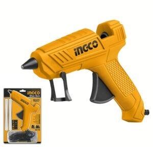 INGCO Corded High Temperature Hot Glue Gun 20w (100w)