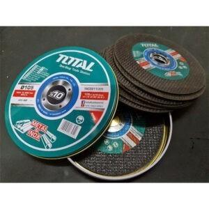 """TOTAL 4"""" Abrasive Metal Cutting Disc"""