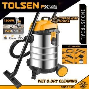 TOLSEN 1200w Vacuum Cleaner 79608