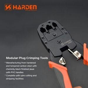 HARDEN Crimping Plier / Internet Plier