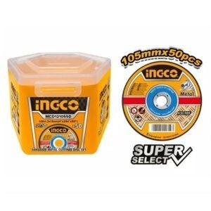 INGCO 105mm Abrasive Metal Cutting Disc