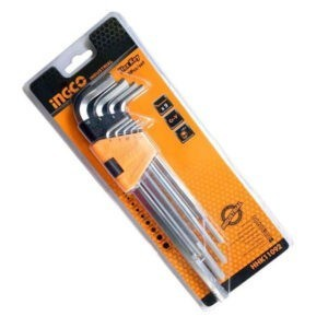 INGCO Hex Key - Extra Long Arm HHK11092