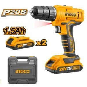 is super convenient option for drilling or screwing. it comes with 2 batteries for convenient charging